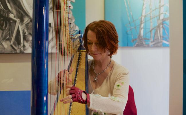 Madeleine Doherty | Wedding Singer & Harpist | ChurchMusic.ie