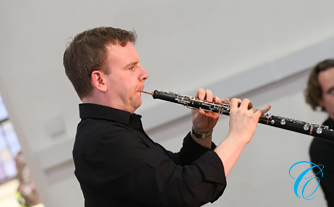 Keith Scully | Wedding Oboist | ChurchMusic.ie