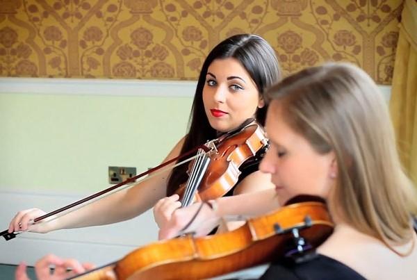 The Avoca String Quartet   ChurchMusic.ie