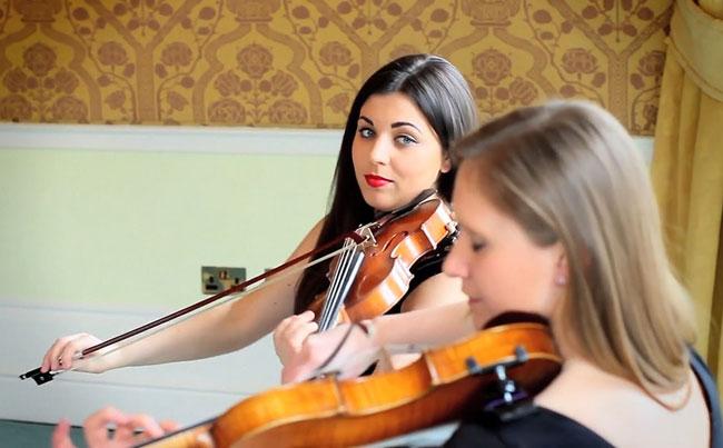 The Avoca String Quartet | ChurchMusic.ie