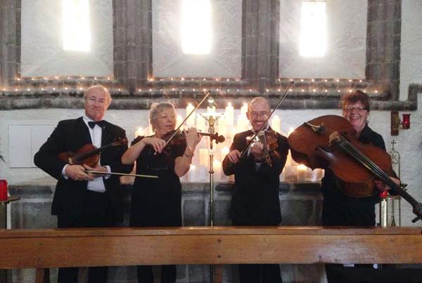 The Corrib String Quartet | ChurchMusic.ie