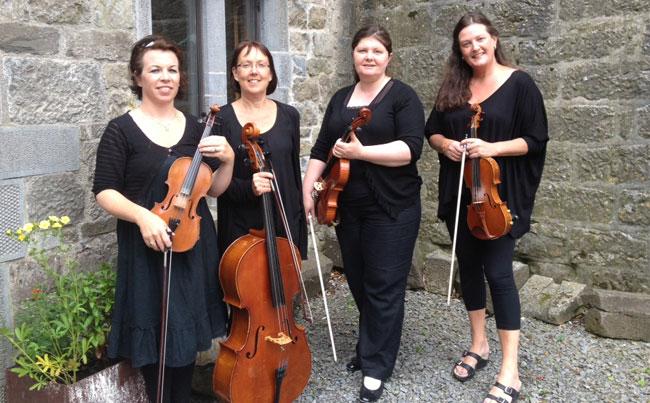 String Serenade | String Quartet | ChurchMusic.ie