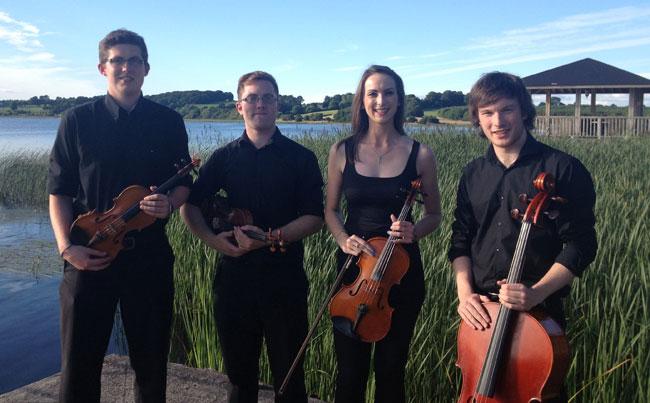 Vltava | String Quartet | ChurchMusic.ie