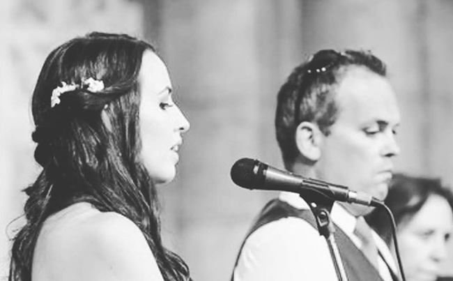 Niall and Orla | Wedding Singers | ChurchMusic.ie