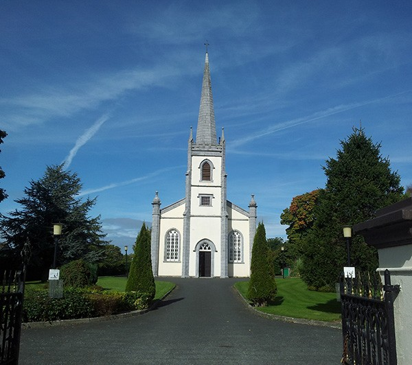 St Patrick | Johnstownbridge | ChurchMusic.ie