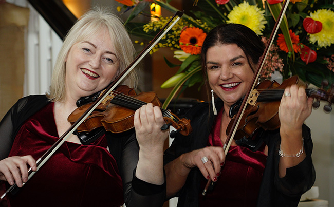 violini | Wedding Musicians | ChurchMusic.ie