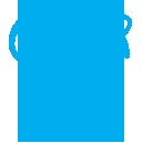Blue Bookmark Icon | ChurchMusic.ie