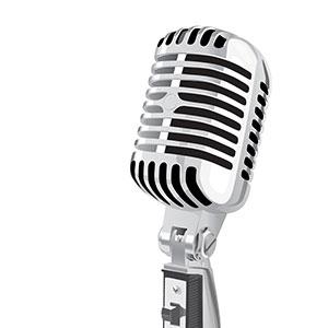 A classic Microphone | ChurchMusic.ie